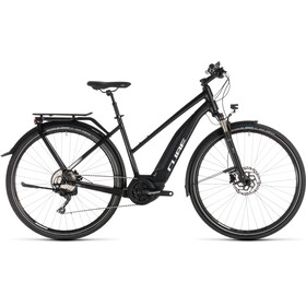 Cube Touring Hybrid Pro 500 - Vélo de trekking électrique - Trapez noir